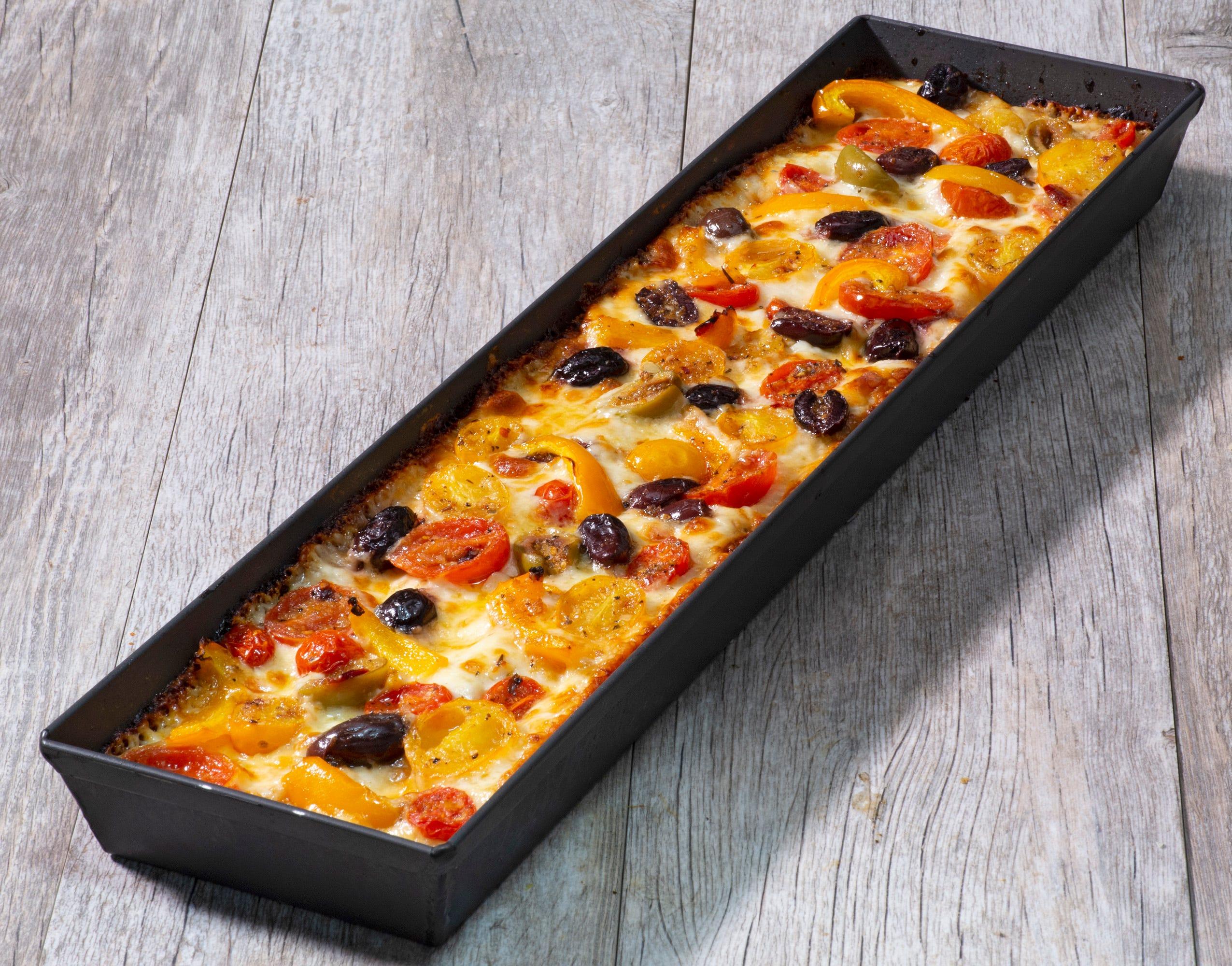 Long Pan Pizza